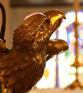 Pulpit Eagle Online Giving
