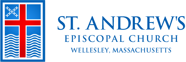 St. Andrew's Episcopal Church Retina Logo