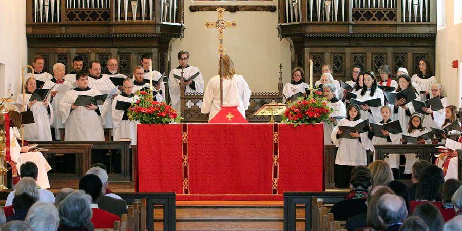 Choir — St. Andrew's