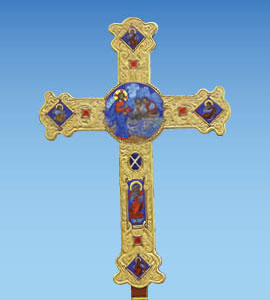 St. Andrew's Cross — Disciples