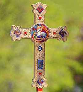 St. Andrew's Cross — Lamb Side