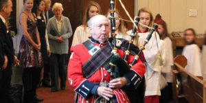 St. Andrew's Day observed