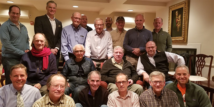 Men's Book Club