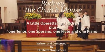 Rodney the Church Mouse
