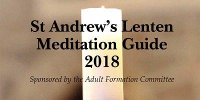Lenten Guide Feature Image