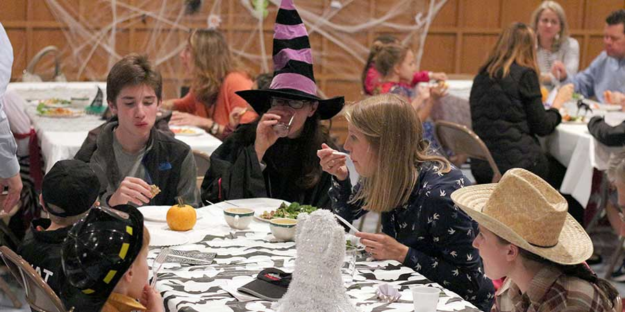 All Hallows Eve Potluck