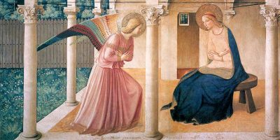 Fra Angelico — The Annunciation