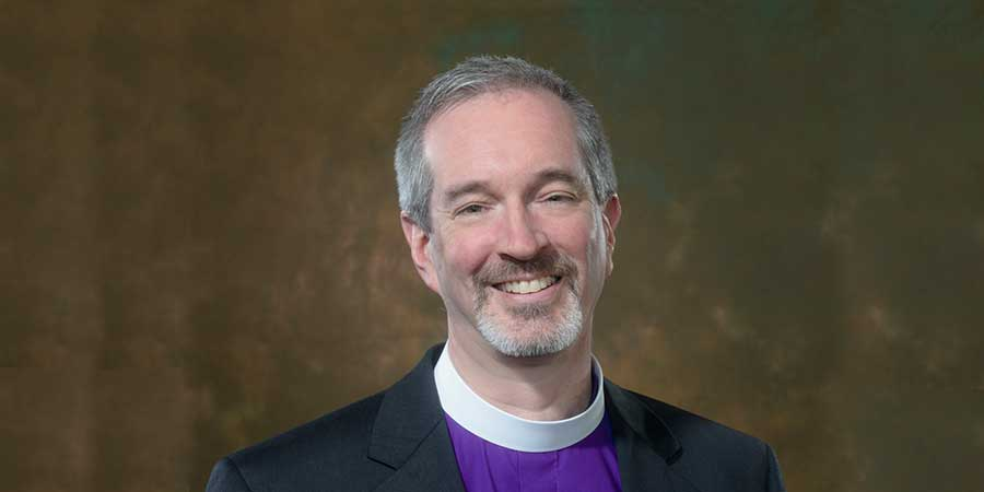 Bishop Alan Gates