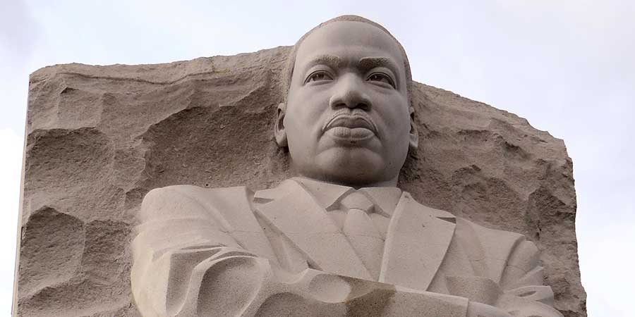 Martin Luther King, Jr. Monument, Washington, DC