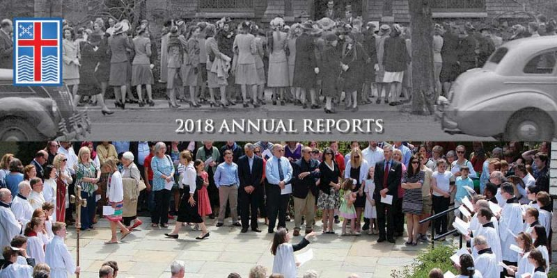 2018 Annual Reports Feature
