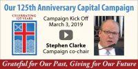 125th Anniversary Campaign