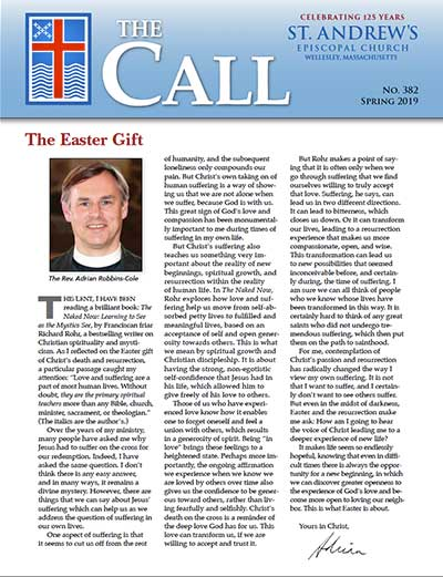 The Call, Spring 2019