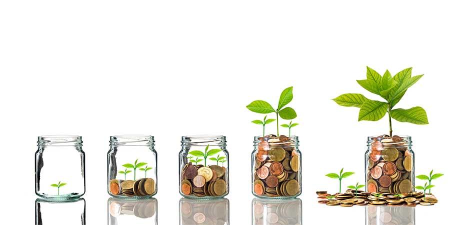 Stewardship Money Jars